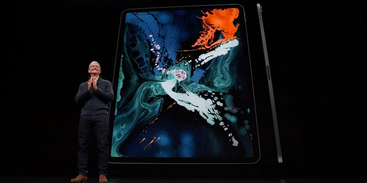 Apple presenta su nuevo iPad Pro 2018 31