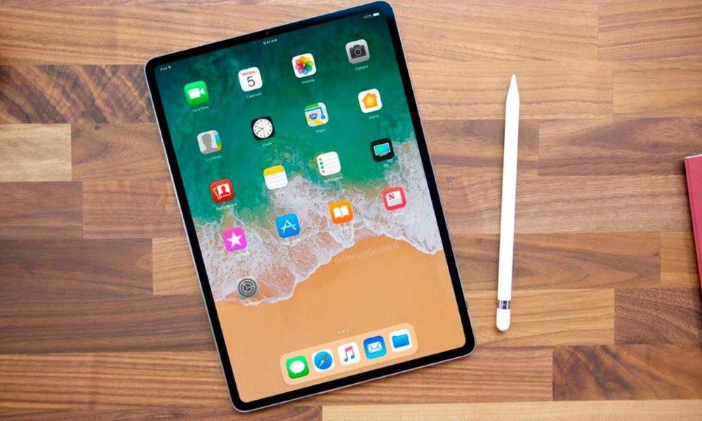 Un icono perdido en iOS 12 revela los detalles del nuevo iPad Pro 31