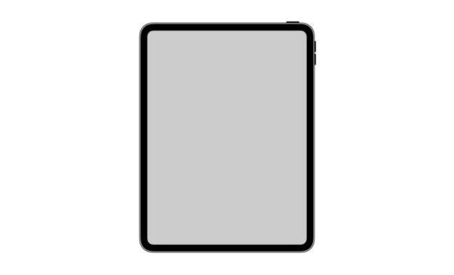 Un icono perdido en iOS 12 revela los detalles del nuevo iPad Pro 33