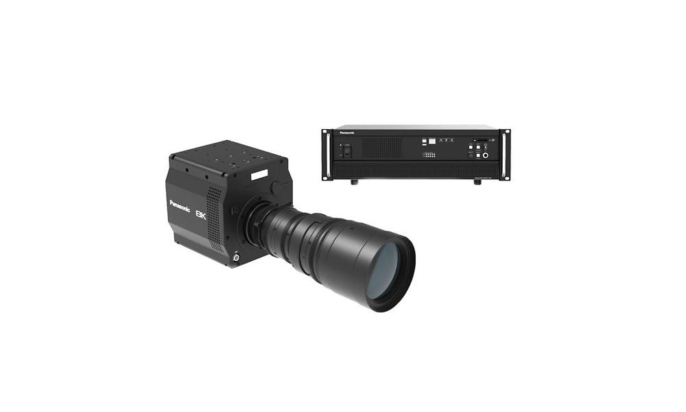 Panasonic presenta una cámara 8K con sensor orgánico 28