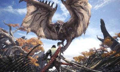 Comienza el rodaje de la película Monster Hunter 74