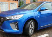 Hyundai Ioniq PHEV, energía 55