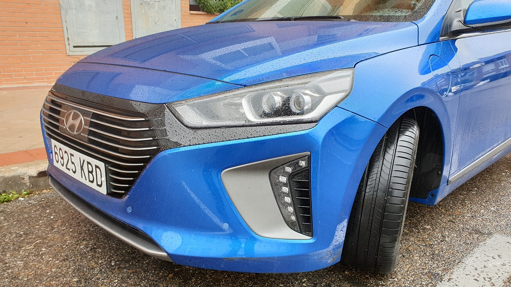 Hyundai Ioniq PHEV, energía 51