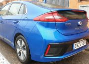 Hyundai Ioniq PHEV, energía 63