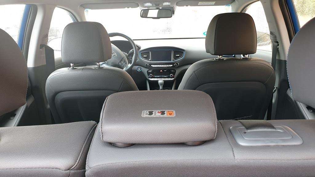 Hyundai Ioniq PHEV, energía 49