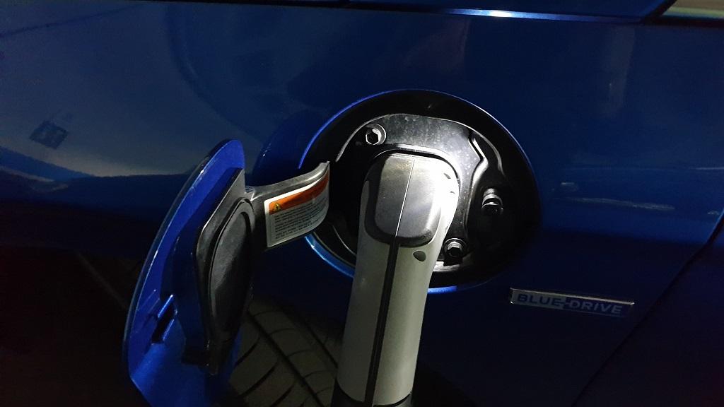 Hyundai Ioniq PHEV, energía 45