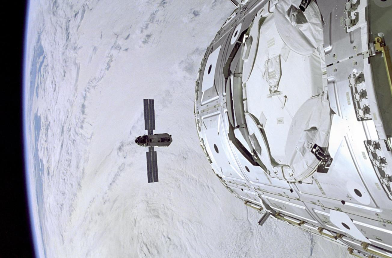 10 momentos destacados de los 20 años de la Estación Espacial Internacional 29