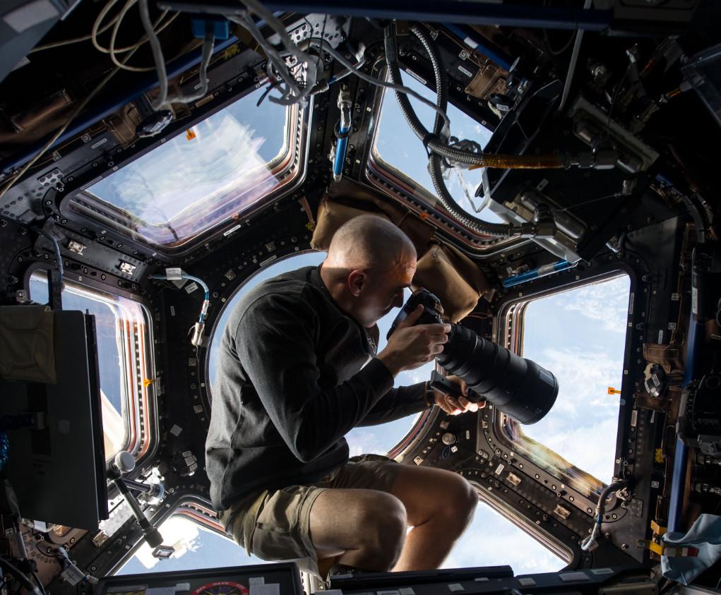 10 momentos destacados de los 20 años de la Estación Espacial Internacional 31