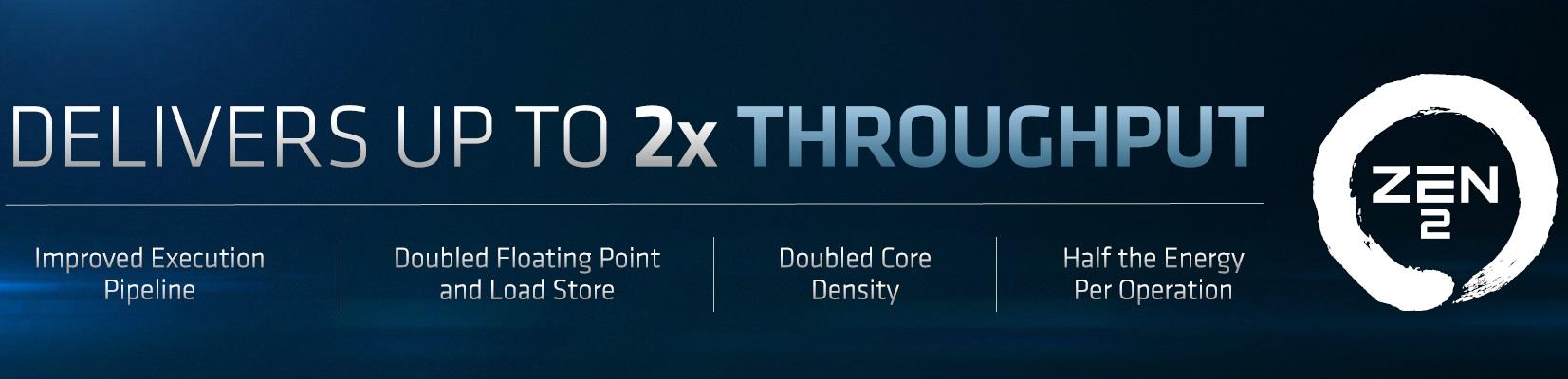 Zen 2 y Vega 20 en 7 nm: AMD saca músculo en San Francisco 49