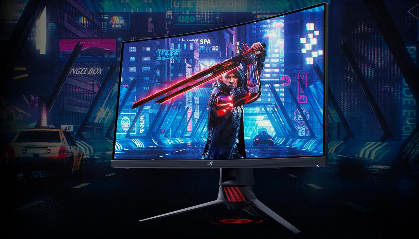 ASUS ROG Strix XG32VQR, monitor 2K para juegos con