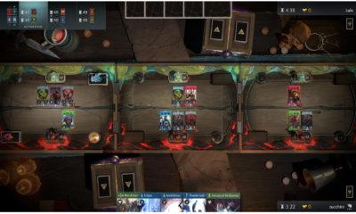 Artifact ya está disponible: Valve se enfrenta a Blizzard y Magic 53