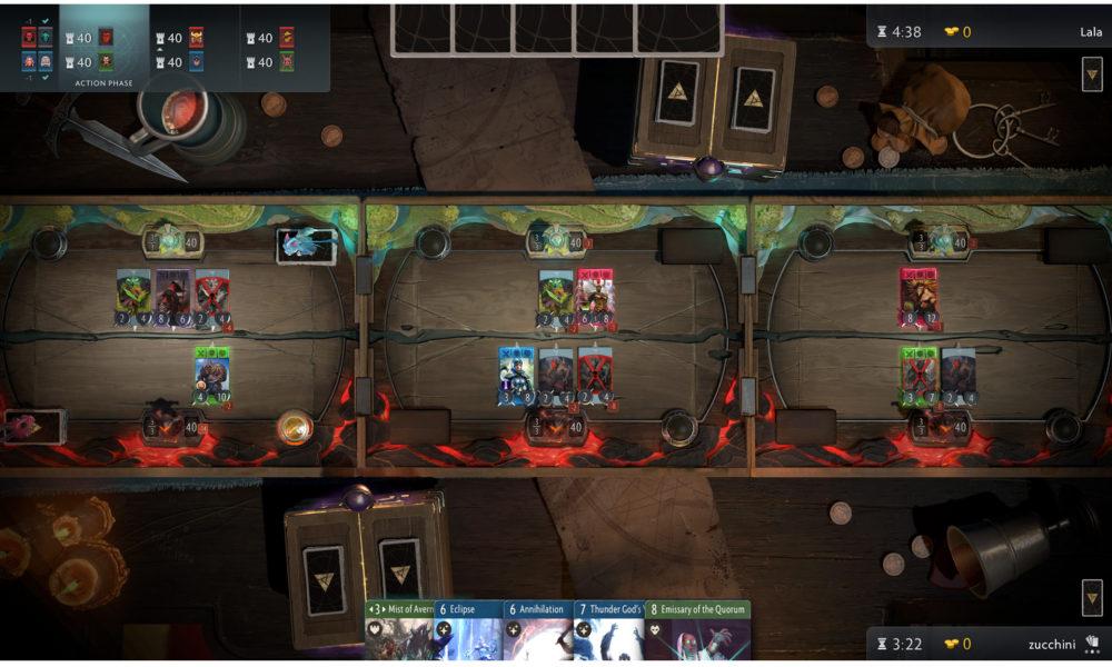 Artifact ya está disponible: Valve se enfrenta a Blizzard y Magic 30
