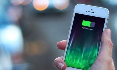 Baterías: la gran cuenta pendiente de los smartphones 90