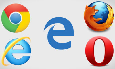 Chrome y Edge