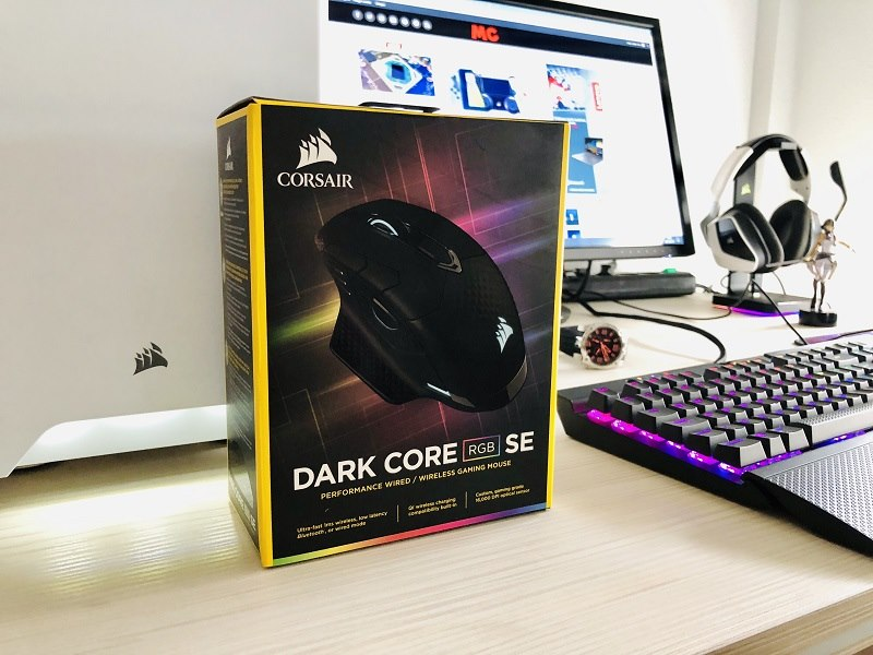 Corsair Dark Core RGB SE y MM1000, análisis: todo es mejor en buena compañía 32