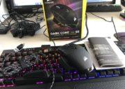 Corsair Dark Core RGB SE y MM1000, análisis: todo es mejor en buena compañía 40