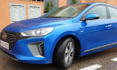 Hyundai Ioniq PHEV, energía 30