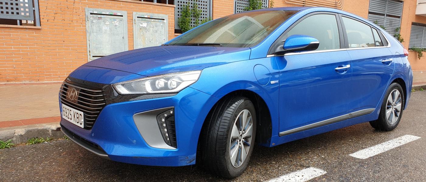 Hyundai Ioniq PHEV, energía 37