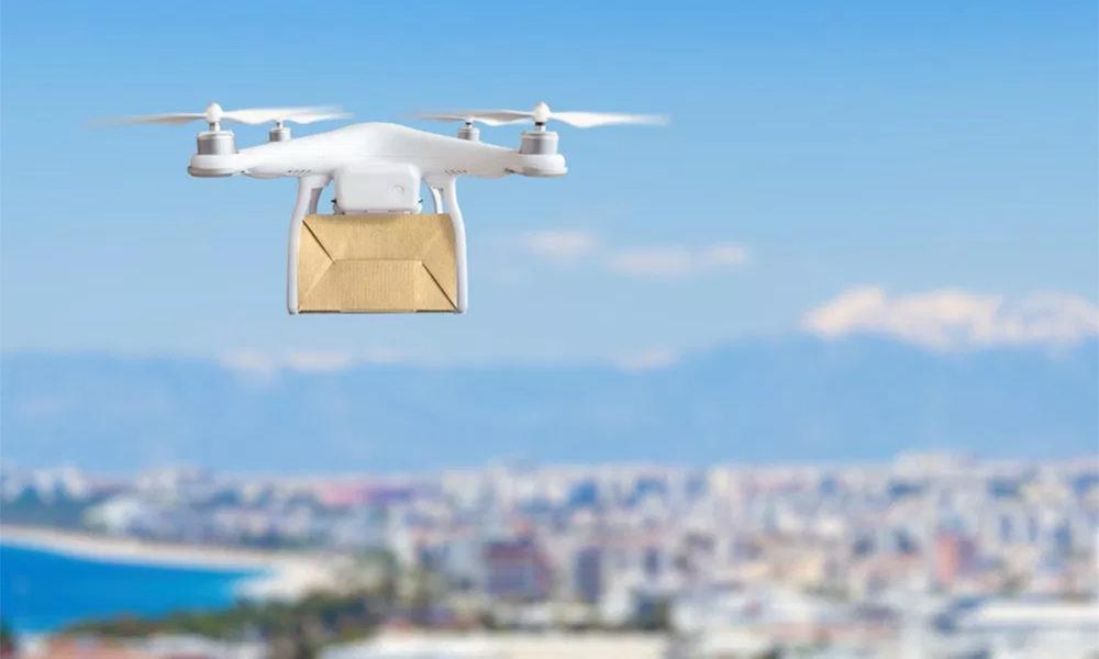 Drones Japón Envíos Paquetes