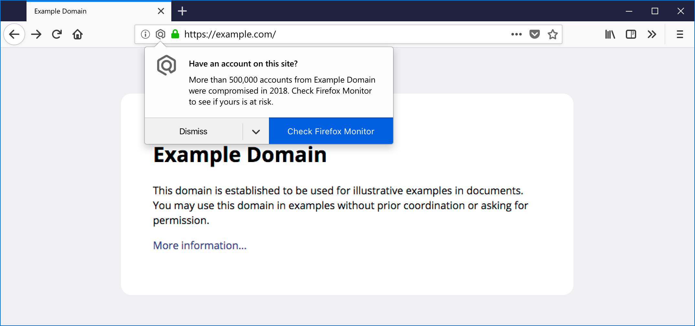 Firefox Monitor te alertará cuando visites sitios web hackeados 27