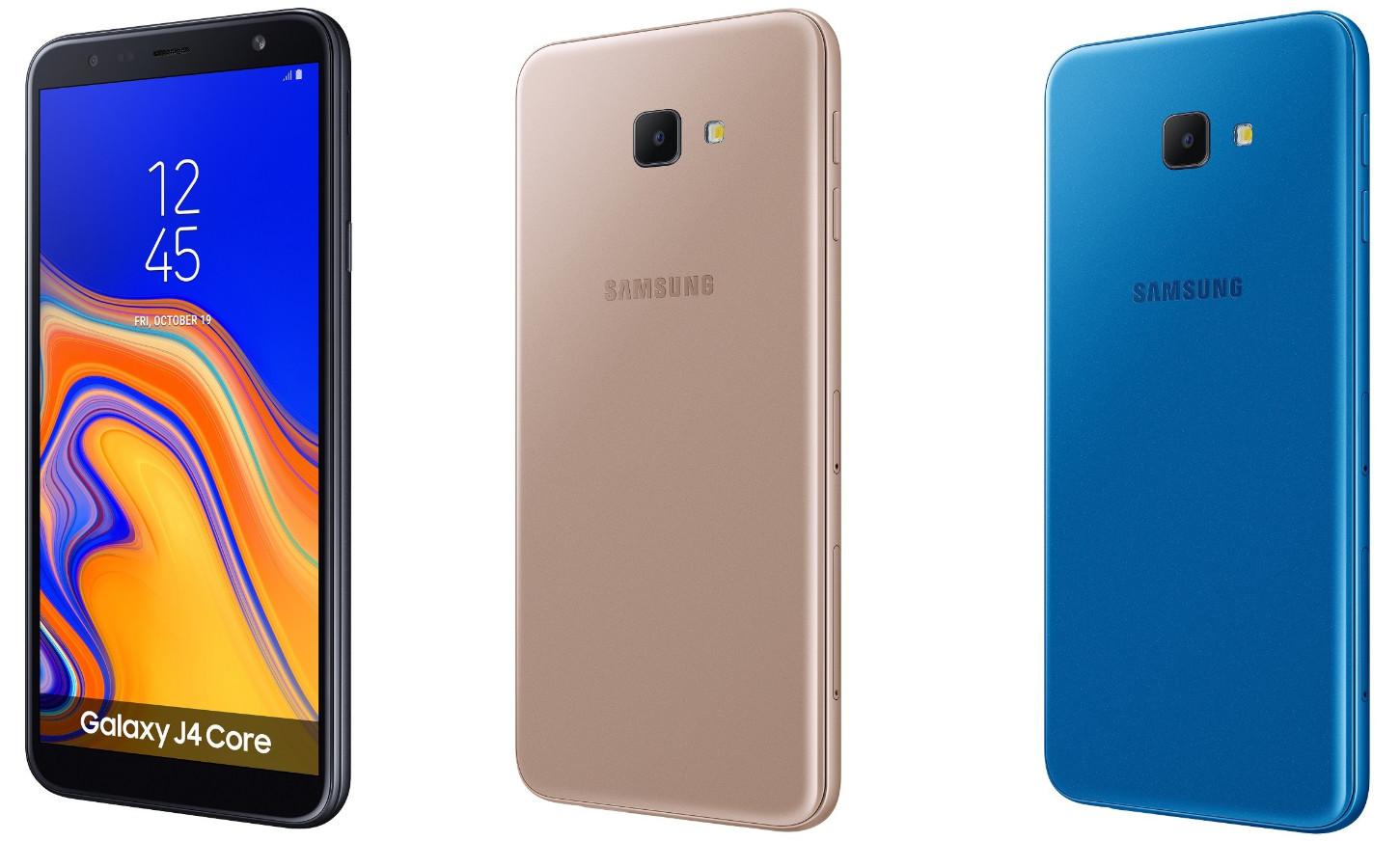 Samsung anuncia el Galaxy J4 Core con Android Go 31