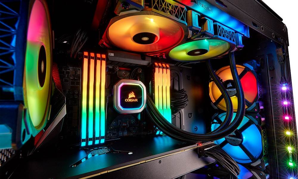 Corsair lanza los Hydro Series H100i RGB Platinum y H115i RGB Platinum 29