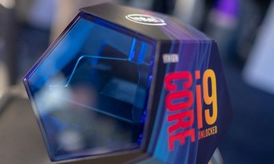 Suben un Intel Core i9 9900K a 5,5 GHz en una placa base Z170 46