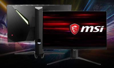 MSI Oculux NXG251R G-Sync Monitor