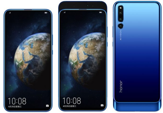 Honor presenta el espectacular Magic 2 35