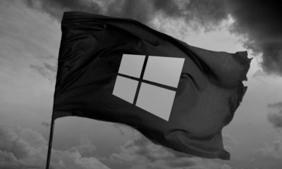 Microsoft Windows Pirateria