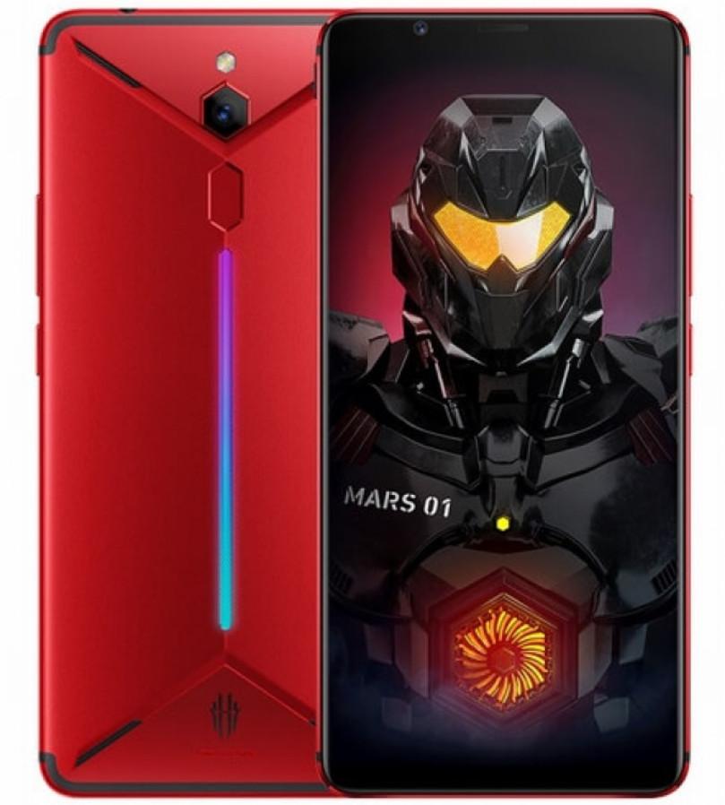 Nubia Red Magic Mars, otro smartphones para juegos 34