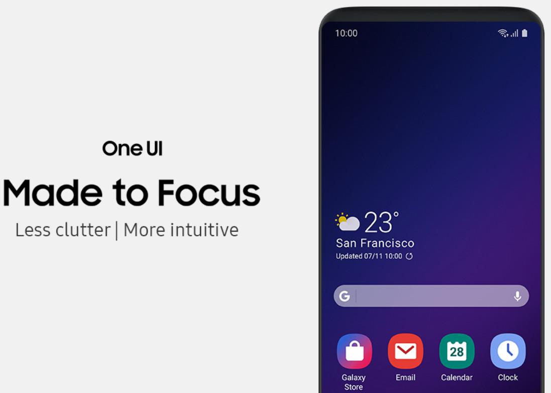 One UI: así puedes probar la nueva interfaz de usuario para smartphones Samsung 33