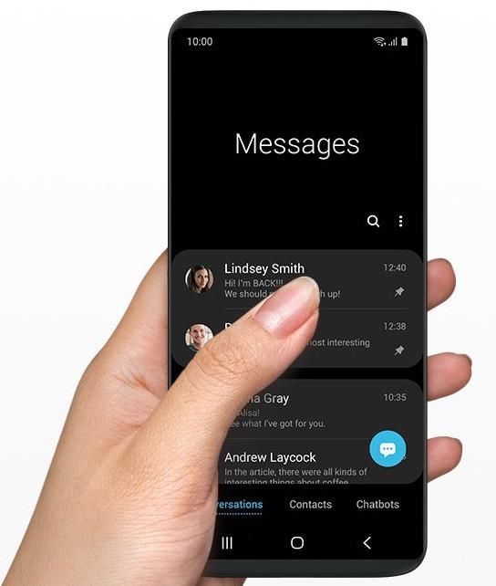 One UI: así puedes probar la nueva interfaz de usuario para smartphones Samsung 35