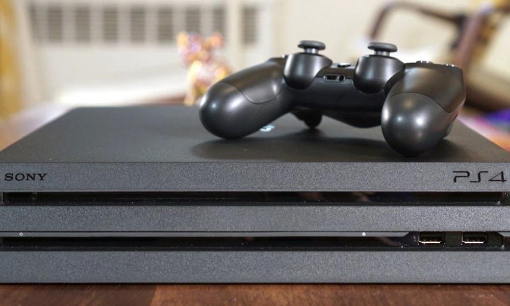 PS4 Pro de 2 TB