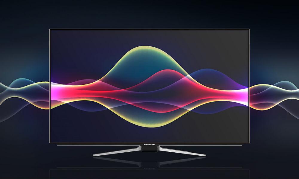 Grundig pone a la venta sus Smart TVs conectadas con Alexa 28
