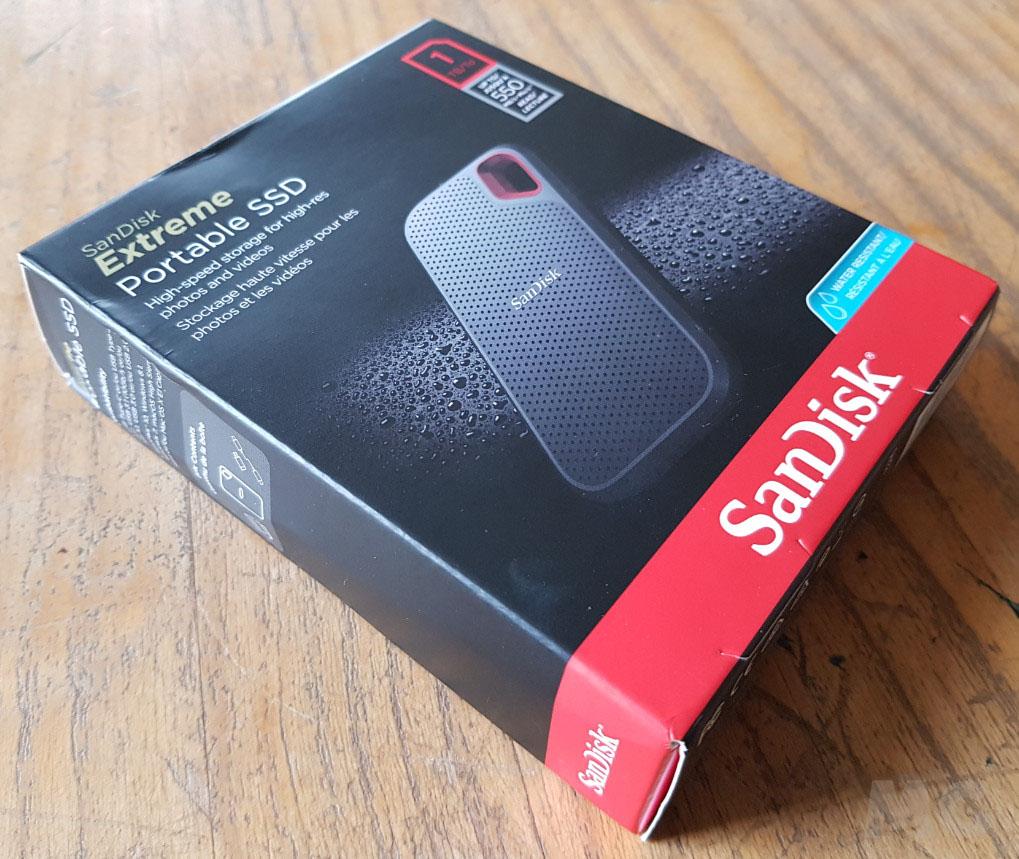 Analizamos SanDisk Extreme Portable SSD: portátil, resistente y rapidísima 47