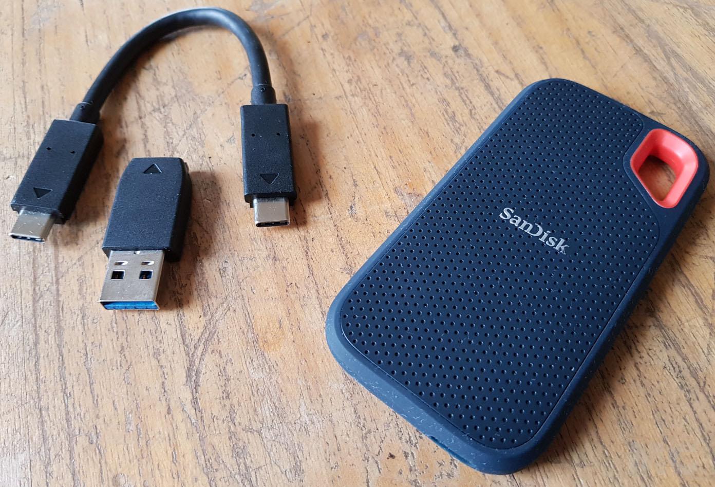 Analizamos SanDisk Extreme Portable SSD: portátil, resistente y rapidísima 33