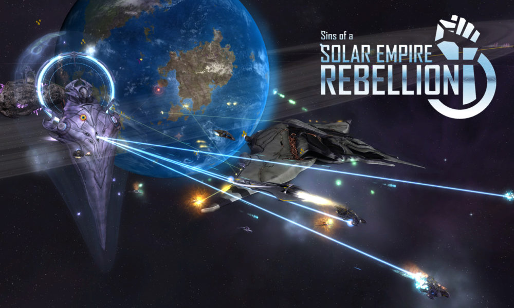 Sins of a Solar Empire Rebelion Gratis Humble