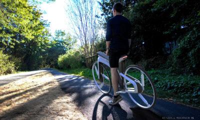 Tesla scooter Elon Musk bicicleta electrica