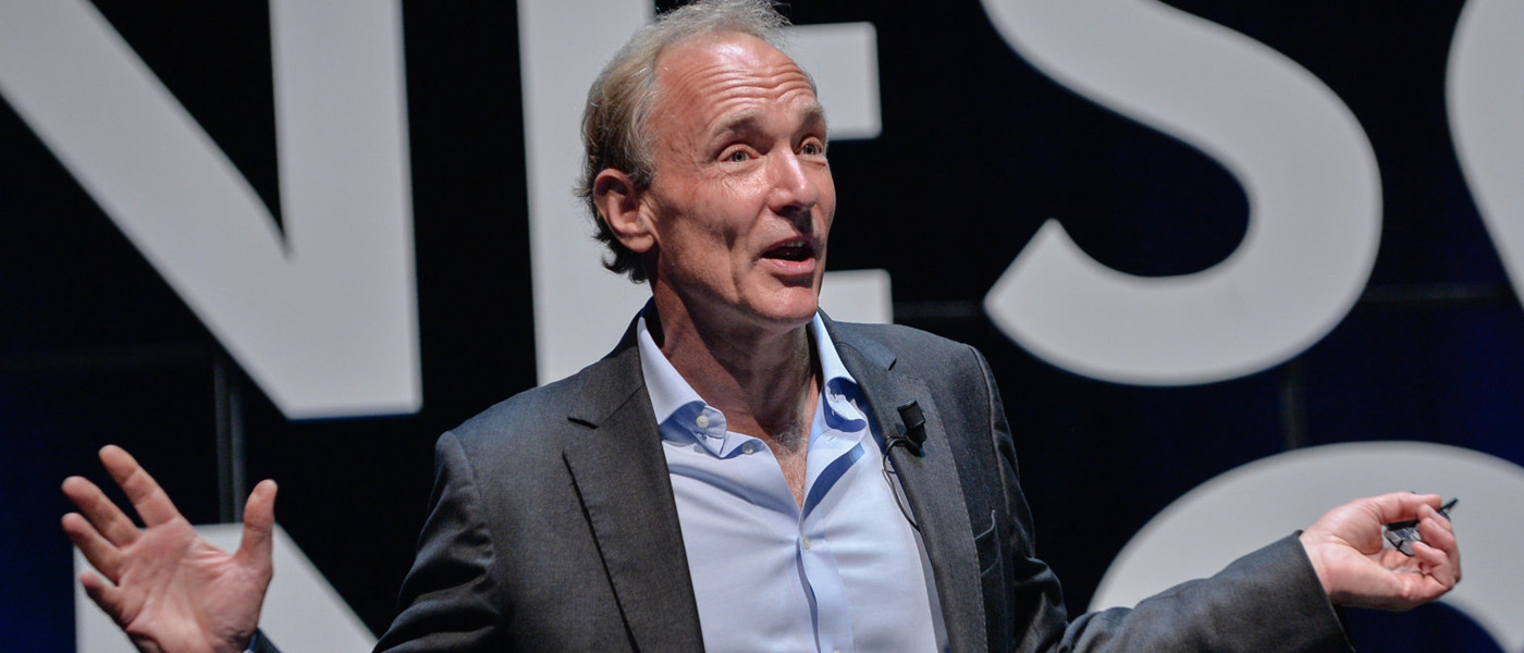 Tim Berners-Lee,