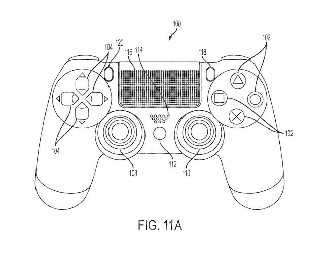 el mando de ps5 tendr u00e1 pantalla t u00e1ctil  seg u00fan una patente