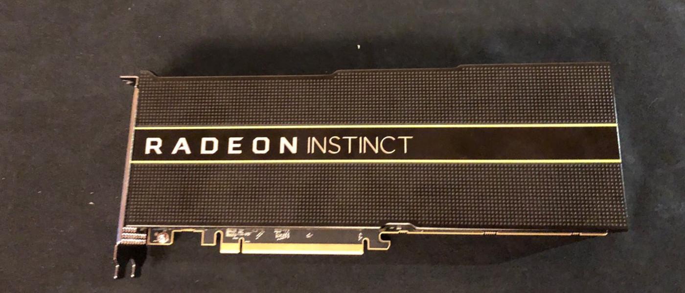 Vega 20 GPUs