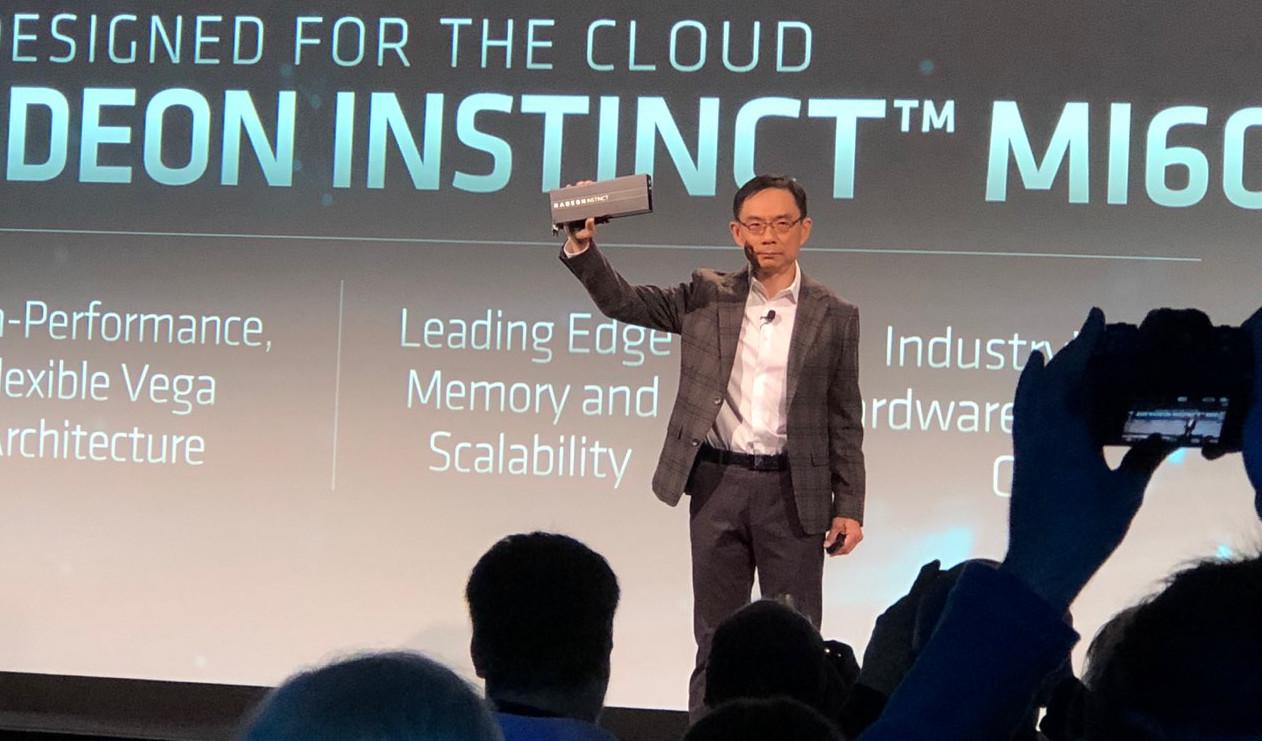 AMD presenta las primeras GPUs Vega 20, pero no son para juegos 36