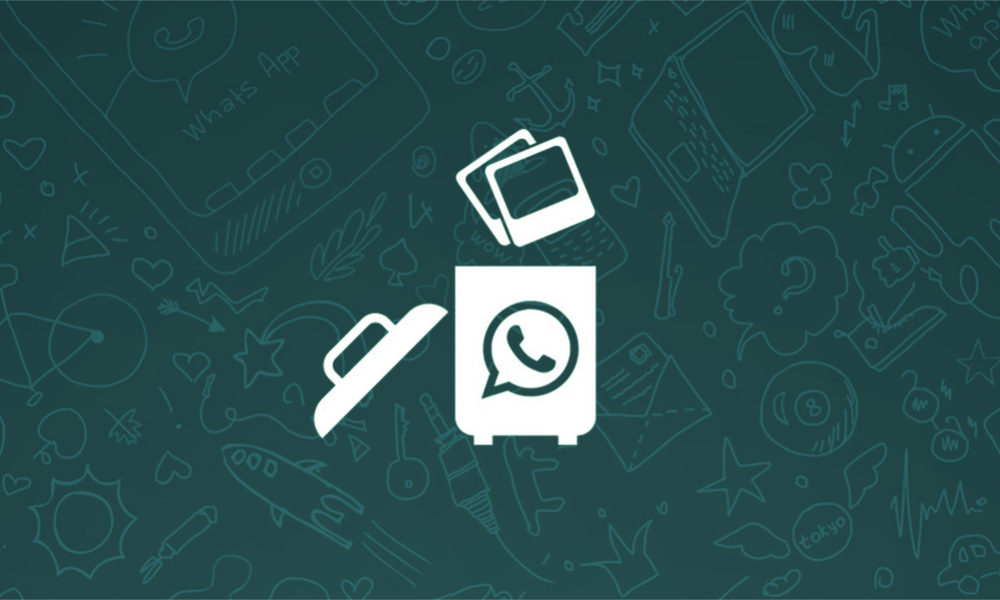 Whatsapp evitar borrado datos