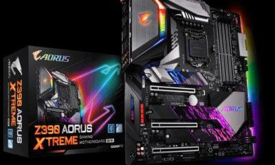 GIGABYTE Z390 AORUS XTREME y Z390 DESIGNARE, nuevas placas base de gama alta 29