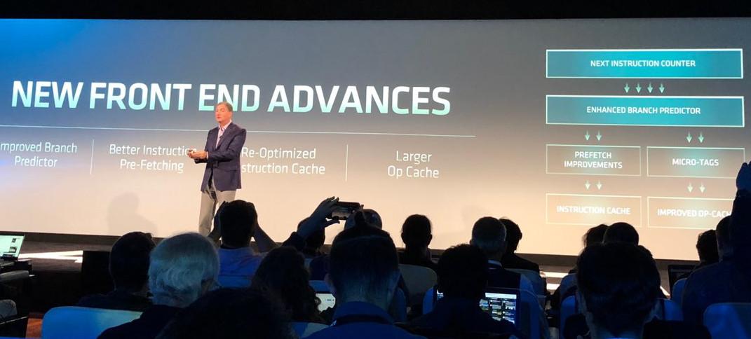 AMD presenta la arquitectura Zen 2, la primera x86 de 7 nm 34