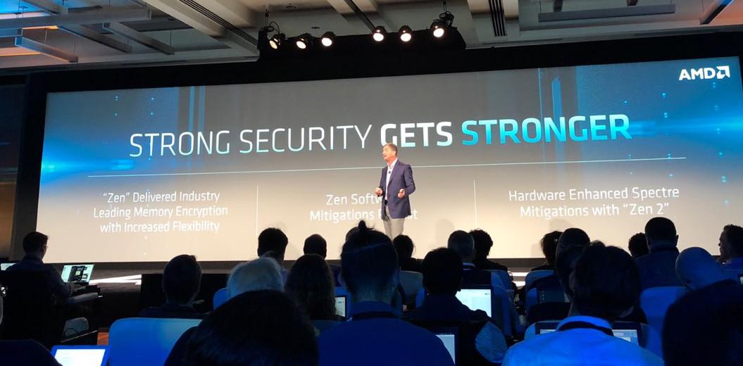 AMD presenta la arquitectura Zen 2, la primera x86 de 7 nm 38