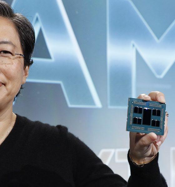 Zen 2 y Vega 20 en 7 nm: AMD saca músculo en San Francisco 35