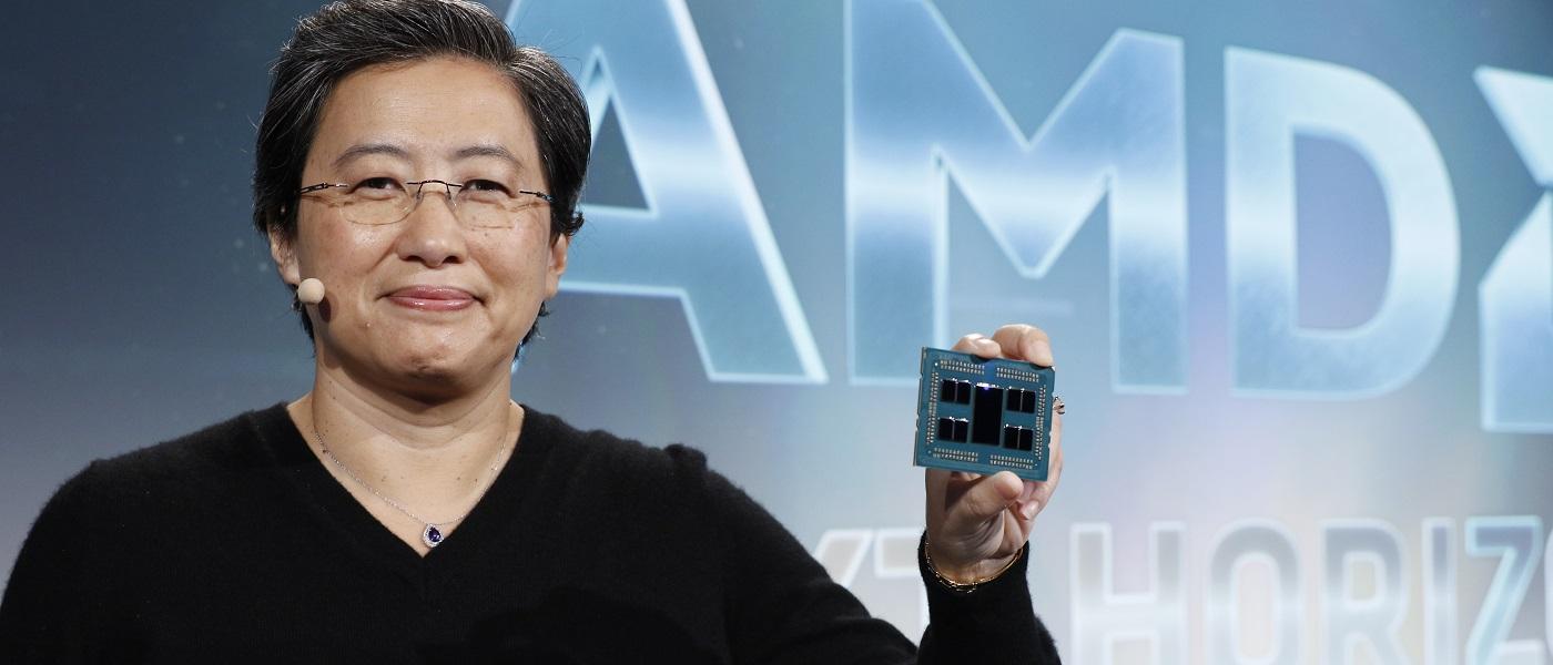 Zen 2 y Vega 20 en 7 nm: AMD saca músculo en San Francisco 30