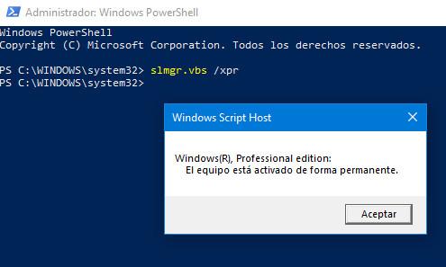 Cómo solucionar el fallo de activación de Windows 10 34